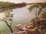 Lake Austin Plein Aire