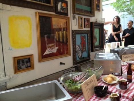 Patrizi's Food Truck Opening
